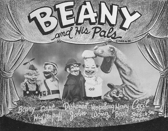 The TV-series, Time for Beany.
